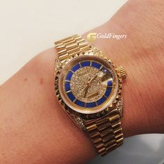Rolex Datejust Lady..