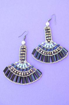 About Me Blog, Drop Earrings, Detail, Jewelry, Look, Fashion, Jewelery, Jewellery Making, Jewlery