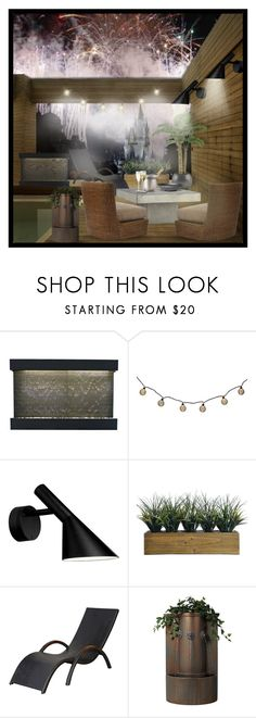 """""""Fireworks"""" by sally-simpson ❤ liked on Polyvore featuring interior, interiors, interior design, home, home decor, interior decorating, Disney, Bluworld, Louis Poulsen and Laura Ashley"""