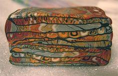 Metallic Stroppel Cane | Flickr - Photo Sharing! - Deb Hart
