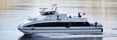 M/S «LOPPØY» | Skipsrevyen. Brødrene Aa AS, Hyen overleverte passasjerkatamaranen M/S «LOPPØY» til Boreal Transport Nord AS, Hammerfest den 25. september 2015 som byggenummer 275.