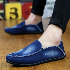 Now available on our store: Breathable Denim ... Check it out here! http://toutabay.com/products/breathable-denim-shoes?utm_campaign=social_autopilot&utm_source=pin&utm_medium=pin