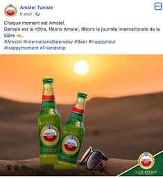 Amstel Toulouse, Happy Moments, Happy Hour, Brewing, Beer, In This Moment, Drinks, Bottle, International Cat Day