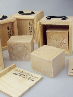 Great block of soap #packaging PD