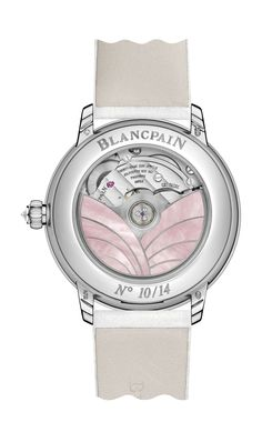 Blancpain San Valentín 2015 reverso