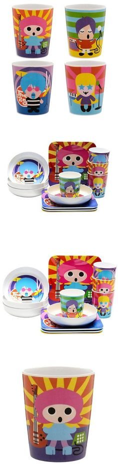 Eating and Drinking 115715: French Bull - Bpa Free Kids Cups - 6 Ounce Melamine Kids Juice Cup Set - Rock Of -> BUY IT NOW ONLY: $38.96 on eBay!
