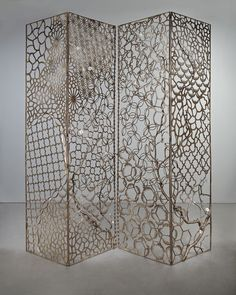 Collage Garden Gate Doors. David Wisemen