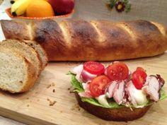 Francia zsúrkenyér mókuslekvár.hu Fresh Rolls, Ethnic Recipes, Food, France, Meals, Yemek, Eten