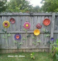 DIY Table Leg Dragonfly Garden Art Easy Video Tutorial