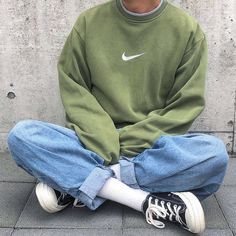 Style and boulevard footwear, seek our variety of fashionable streetwear trainers and tennis games shoes. Urban Aesthetic, Aesthetic Fashion, Aesthetic Clothes, Look Fashion, 90s Fashion, Korean Fashion, Fashion Outfits, Aesthetic Vintage, Fashion Clothes