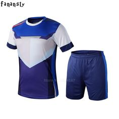 Top quality personalized custom football jerseys men set breathable youth  soccer jerseys survetement football uniforms men. Yesterday s price  US   18.20 ... 72d3d3a60