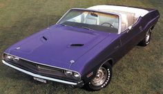 1971 Dodge Challenger! :)