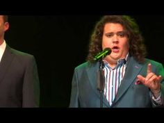 """▶ """"Ave Maria"""" (Bach/Gounod) - Jonathan Antoine and Russell Watson - Preston Guild Hall 6/12/2013 - YouTube"""