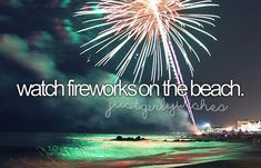 Many times. Most interesting was sailing out and watching fireworks on Oahu from our boat.