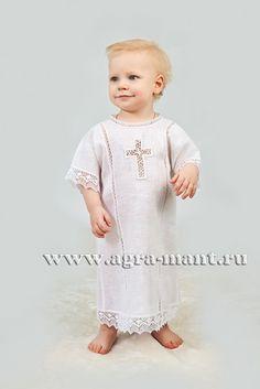 Крестильная рубашка шитье мастер класс