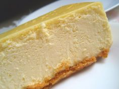 Slow Baked Cheese Cake