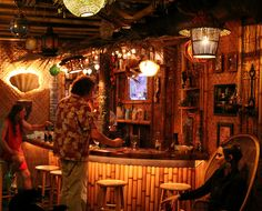 Brad's Tiki Bar