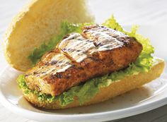 Grilled Grouper Sandwich from Publix Aprons #Contest