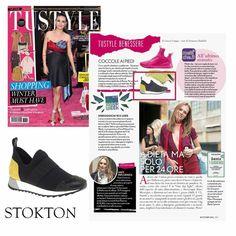 #stokton on @tustylemagazine  www.stokton.it