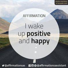 #positiveaffirmations
