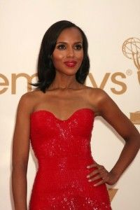 "Ellen: Kerry Washington ""Scandal"" Season Two"
