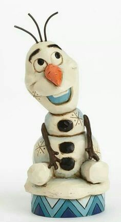 Olaf from Frozen by Jim Shore