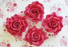 A rose is a rose….Step by step