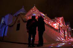Romantic Alberobello by Marika Ramunno #fotografia #foto #italia #alberobello #puglia #trulli #neve #snow #photogrpahy #photo