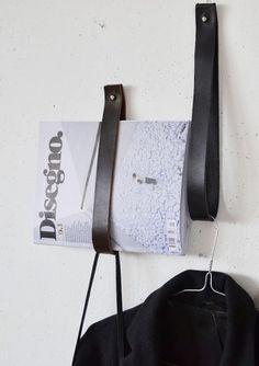HOME & GARDEN: 30 idées pour recycler de vieilles ceintures