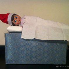 The Elf On The Shelf ® has hundreds of scout elf ideas sent by the families who love them. Explore the collection of photos for ideas and inspiration! Christmas Elf, Christmas And New Year, All Things Christmas, Winter Christmas, Christmas Crafts, Xmas, Christmas Ideas, Favorite Holiday, Holiday Fun