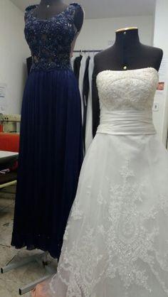 Os vestidos ganhando forma e ficando ainda mais bonitos.  Acessem www.elcosturas.com.br