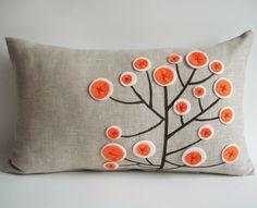 Original Pen Pattern Pillow Cover