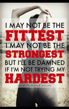 A mindset like this can and will change everything. #Motivation #Fitness #Quote | Fit Bottomed Girls