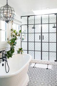 Bath Plant - Pinterest's Top New Home Trend: Shower Plants - Photos