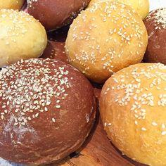 Pão Australiano de Hamburguer – Jantinha de Hoje