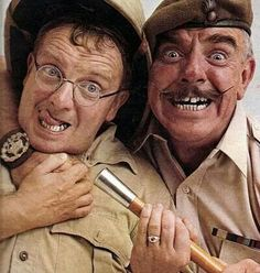 It ain't half hot mum! British Tv Comedies, Classic Comedies, British Comedy, 80s Tv, Vintage Television, Comedy Tv, Old Tv Shows, Vintage Tv, My Childhood Memories