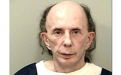 THIS JUST MAY BE THE CREEPIEST ONE  I HAVE COME ACROSS Phil Spector: 'He looks like a real-life incarnation of Gollum from 'Lord of the Rings''