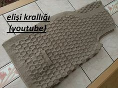 Easy Hairstyles For Long Hair, Easy Knitting Patterns, Baby Knitting, Diy And Crafts, Product Description, Blanket, Crochet, Baron, Youtube