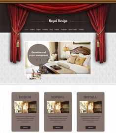 This interior design and furniture WordPress theme offers 36+ custom shortcodes, unlimited sidebars, a responsive layout, 8 sliders, SEO optimization, 500+ Google Fonts, 4 custom post types, a color picker for unlimited colors, and more.