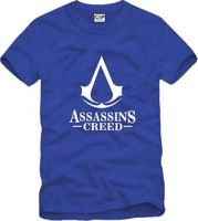 2014 Summer New Men's Assassin's Creed T-shirts Short Sleeve Hiphop Skateboard Assassin's Creed T shirts