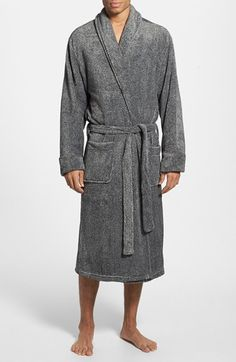 Nordstrom Terry Cloth Robe available at #Nordstrom