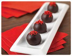 Red Velvet Cookie Balls!