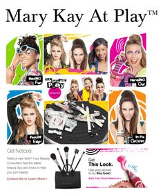 """Marykay.com/Christiana.walker """"Mary Kay At Play - Back To School Looks!!"""" by christiana-nisi-walker on Polyvore"""