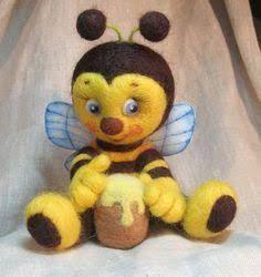 Картинки по запросу пчелка из фетра