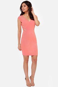BB Dakota by Jack Adalira Pink Lace Dress