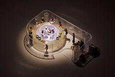 Funny Miniature Scenes – Depuis 2011, l'artiste Tatsuya Tanaka travaille sur son « Miniature Calendar » un calendrier annuel qui propose chaque jour une mise en scène aussi ludique qu'ingénieuse
