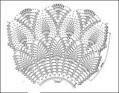 Crochet dress pattern for girls 2