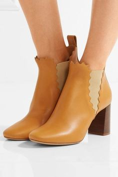 Heel measures approximately 70mm/ 3 inches Camel leather Pull on Designer color: Peanut Butter Made in Italy