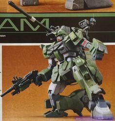 GUNDAM GUY: HGBF 1/144 EZ-SARAM - Custom Build Ground Type, Gundam Wallpapers, Gunpla Custom, Gundam Model, Art Model, Figure It Out, Plastic Models, Transformers