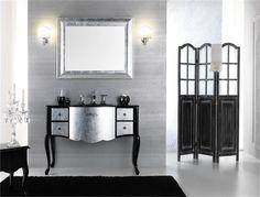 Wooden vanity unit NOVECENTO 2 Novecento Collection by LEGNOBAGNO